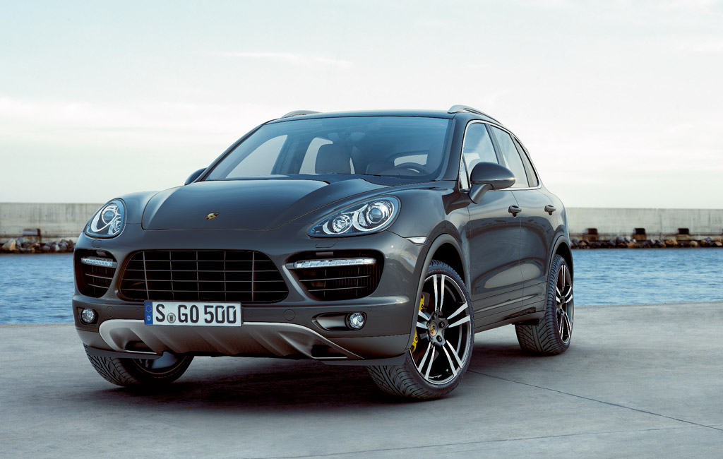2011 Porsche Cayenne: First Official Details, Before Geneva Debut
