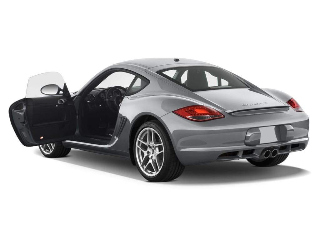 Image 2011 Porsche Cayman 2 Door Coupe S Open Doors Size