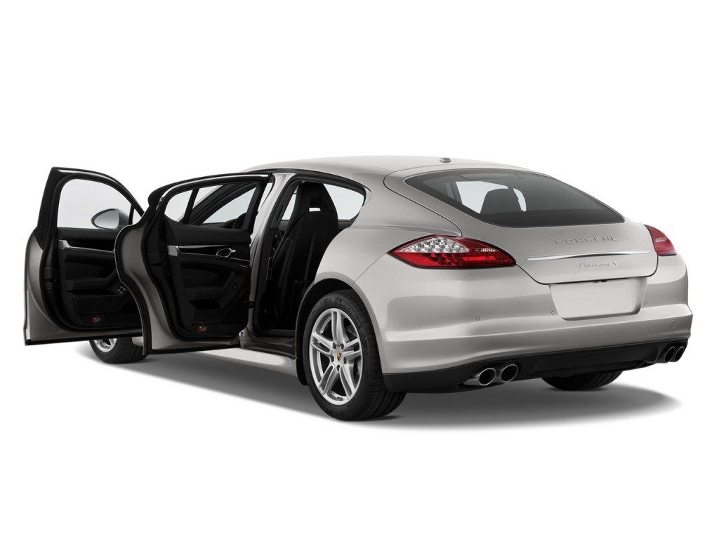 image 2011 porsche panamera 4 door hb s open doors size. Black Bedroom Furniture Sets. Home Design Ideas