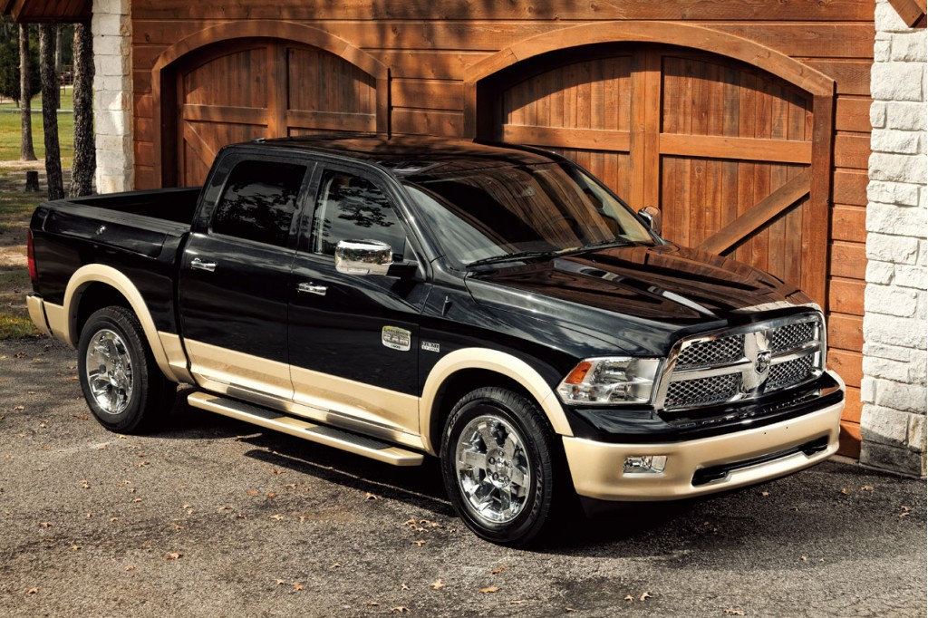 2011 Ram Laramie is the Truck of Texas--With Benefits?