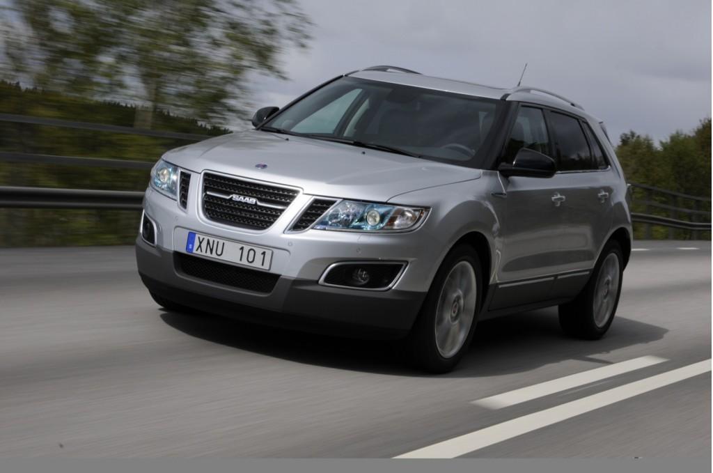 2011 Saab 9-4X
