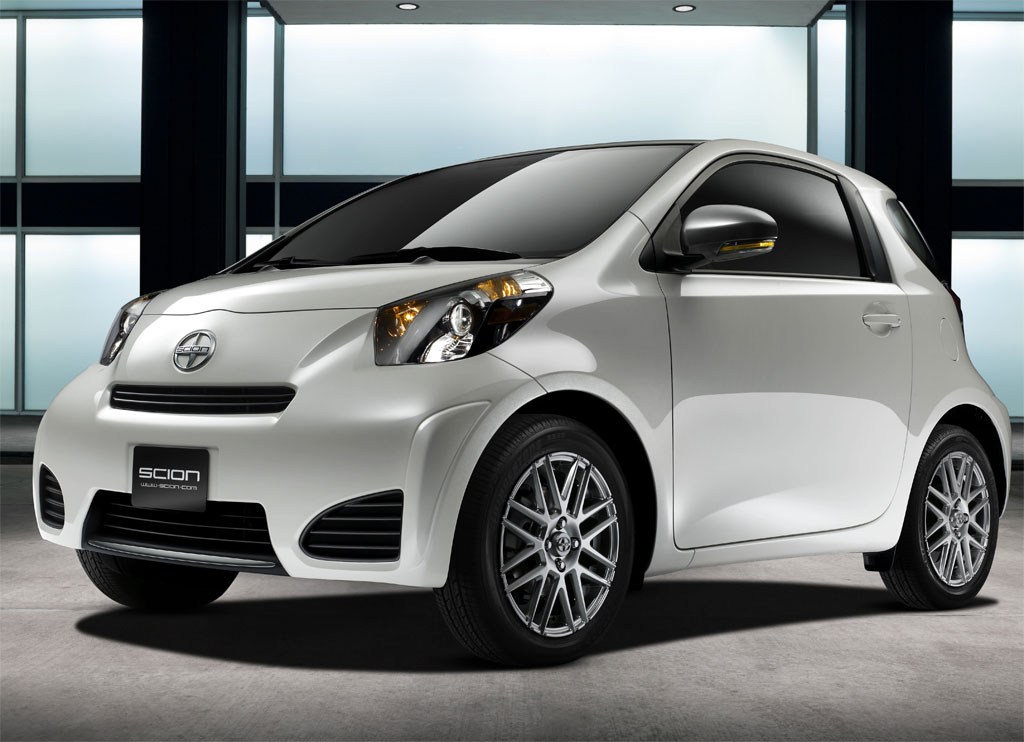 Is Scion's iQ A Smart Move? #YouTellUs