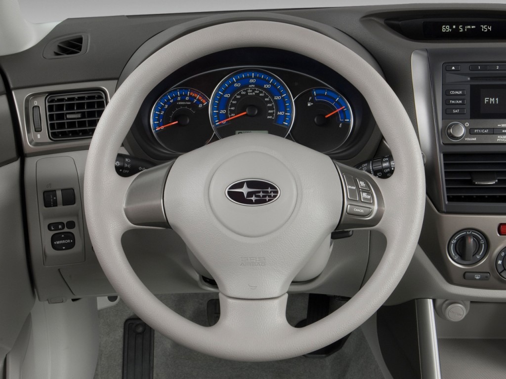 image 2011 subaru forester 4 door auto 2 5x steering wheel size 1024 x 768 type gif posted. Black Bedroom Furniture Sets. Home Design Ideas