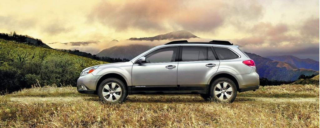 Subaru Halts Sales Of 2012 Impreza, Legacy, Outback For Brake Problem