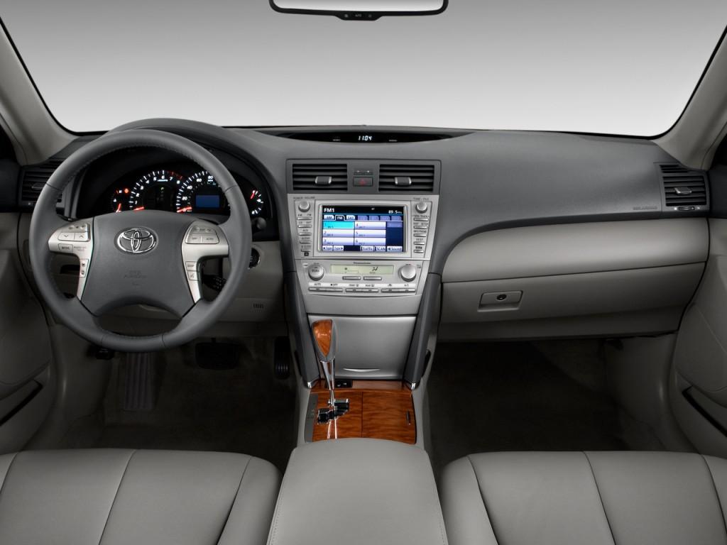Image: 2011 Toyota Camry 4-door Sedan V6 Auto XLE (Natl ...