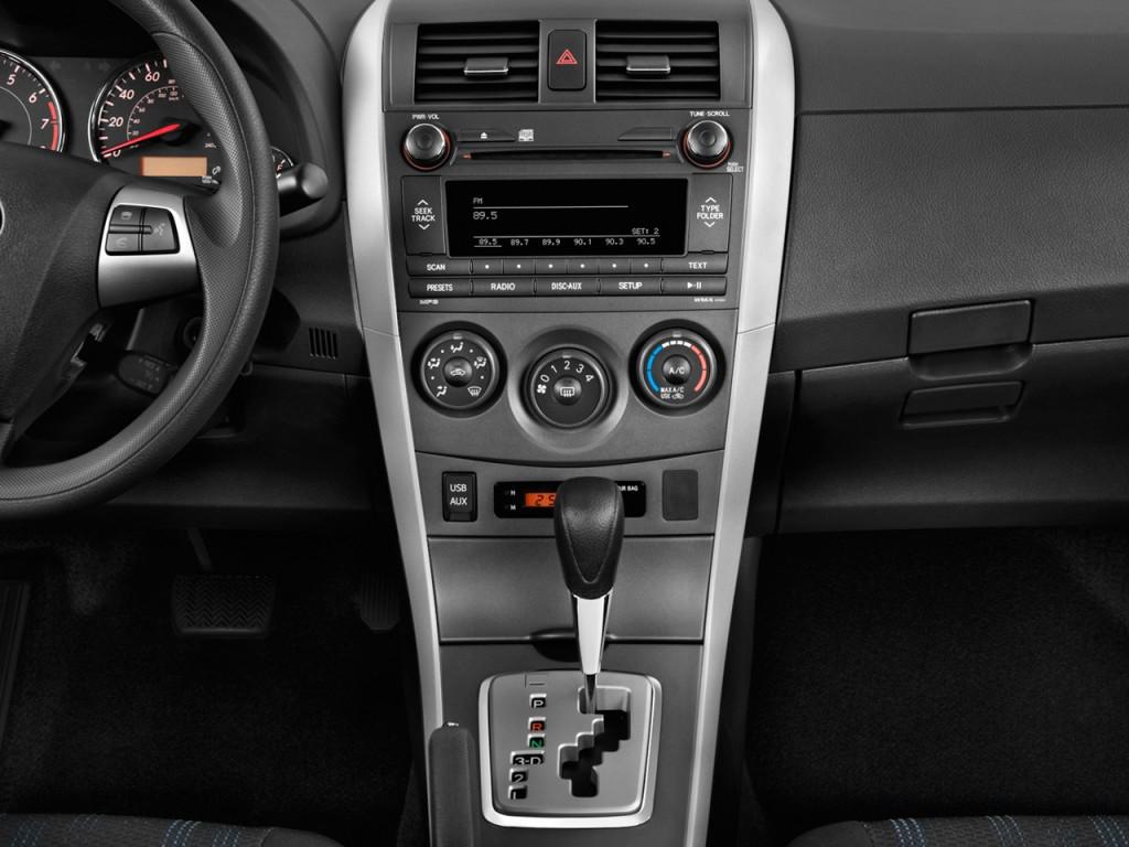 Image 2011 Toyota Corolla 4 Door Sedan Auto S Natl