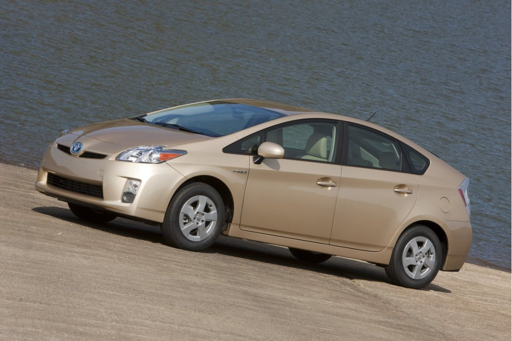 Toyota Production In Japan--Including Prius--To Resume At Half-Speed