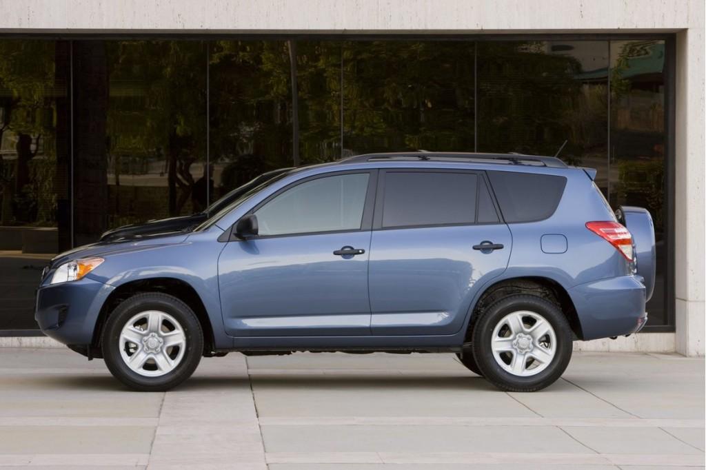 2011 Toyota RAV4: Recall Alert