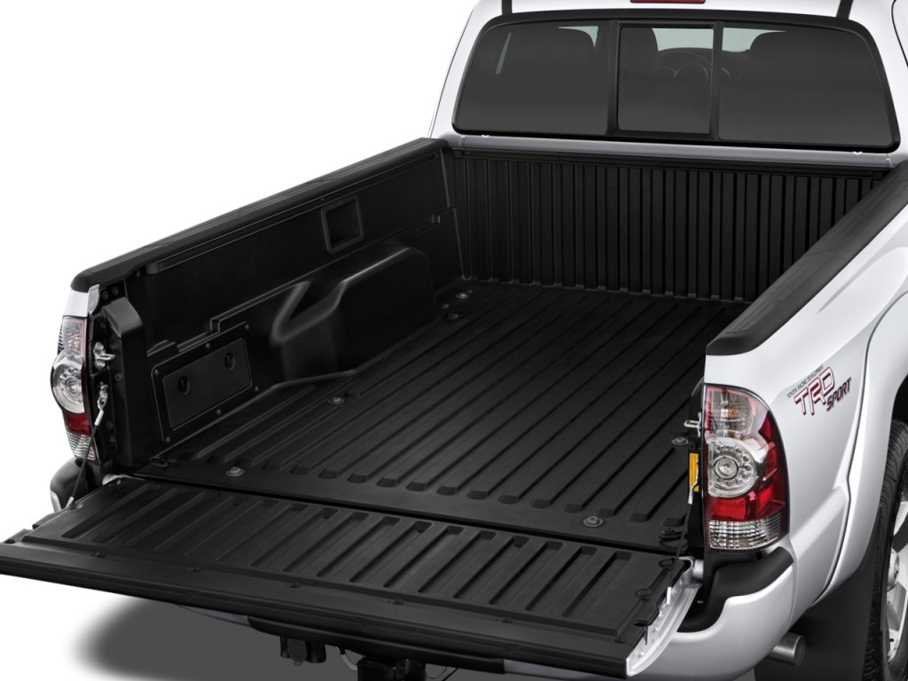Image 2011 Toyota Tacoma 2wd Access V6 At Prerunner Natl Trunk Size 1024 X 768 Type Gif