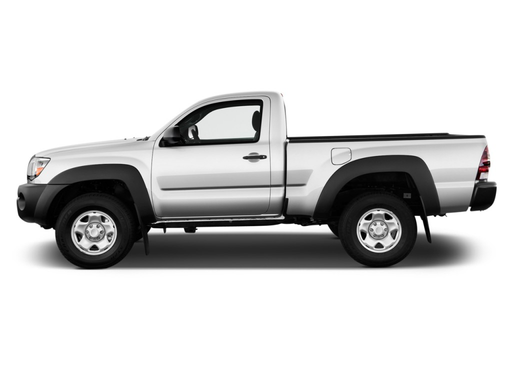 Toyota Tacoma Wd Reg I At Gs Side Exterior View L
