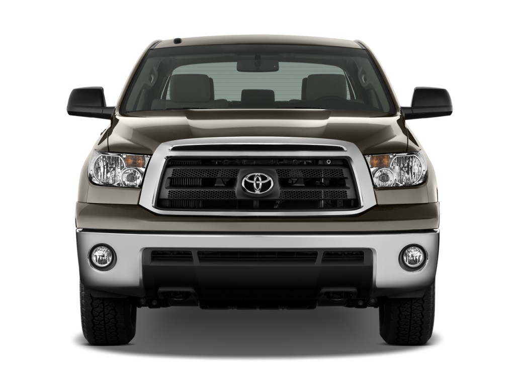 image 2011 toyota tundra front exterior view size 1024 x 768 type gif posted on september. Black Bedroom Furniture Sets. Home Design Ideas