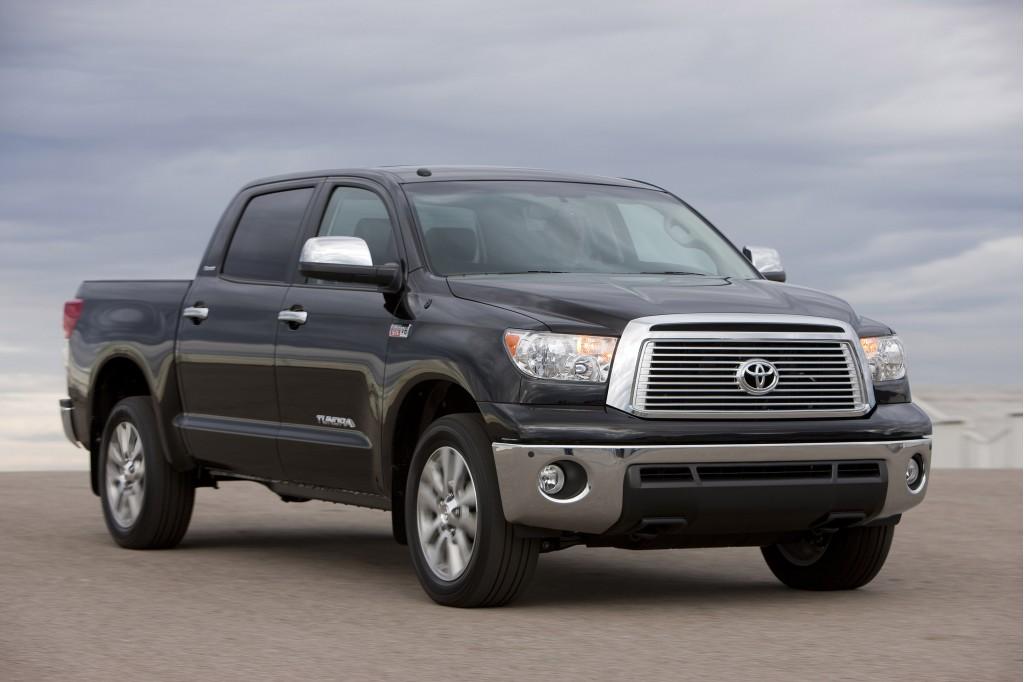 2011 Toyota Tundra CrewMax Platinum Pkg