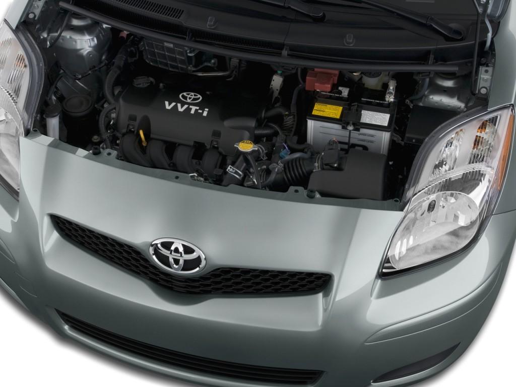 Image 2011 Toyota Yaris 3dr Lb Auto Gs Engine Size