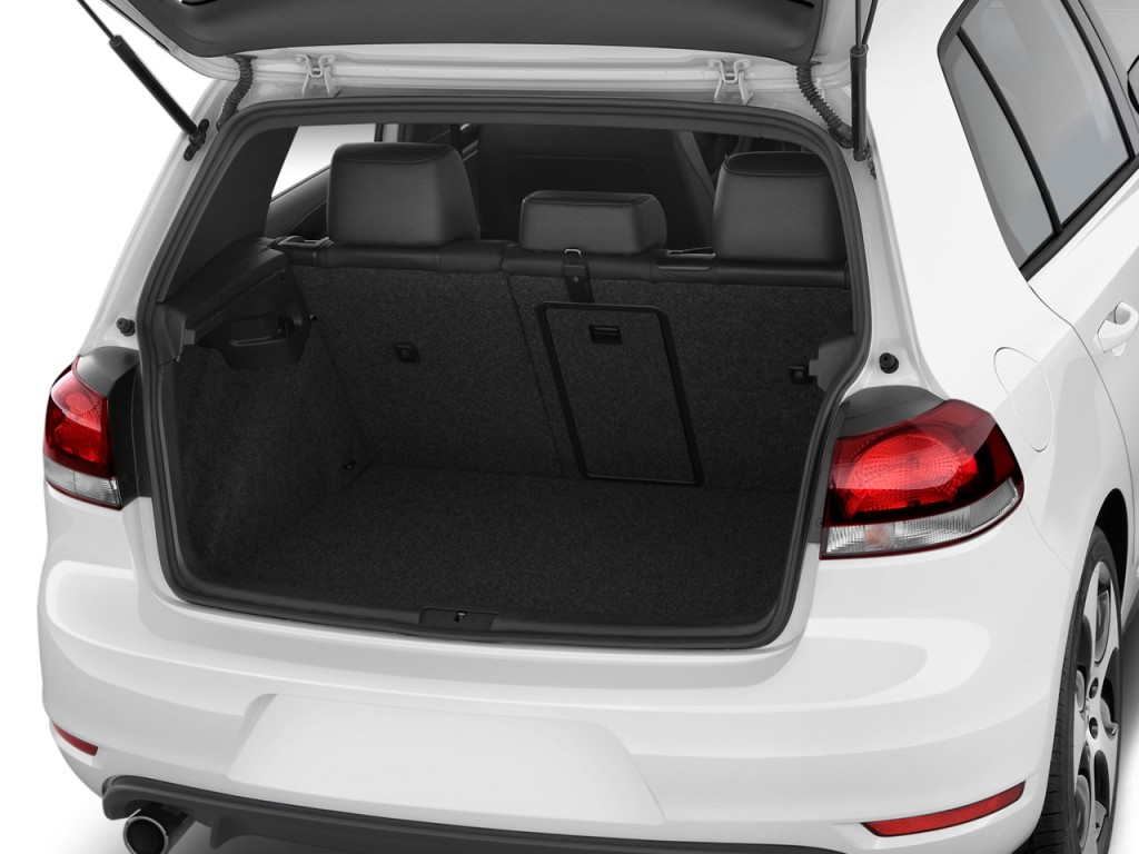 image 2011 volkswagen gti 4 door hb dsg pzev trunk size 1024 x 768 type gif posted on. Black Bedroom Furniture Sets. Home Design Ideas