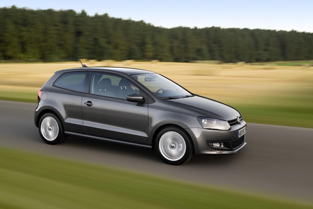 2011 Volkswagen Polo Three-door