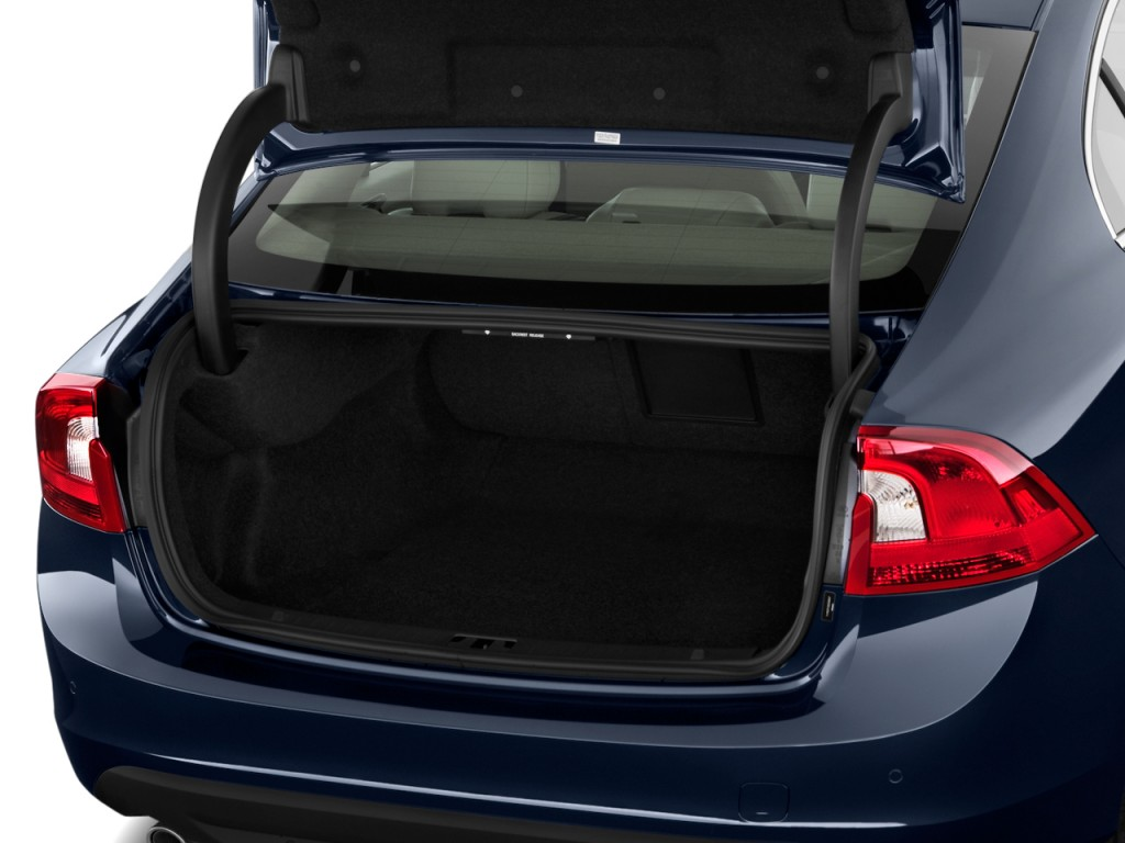 Volvo S Door Sedan Trunk L
