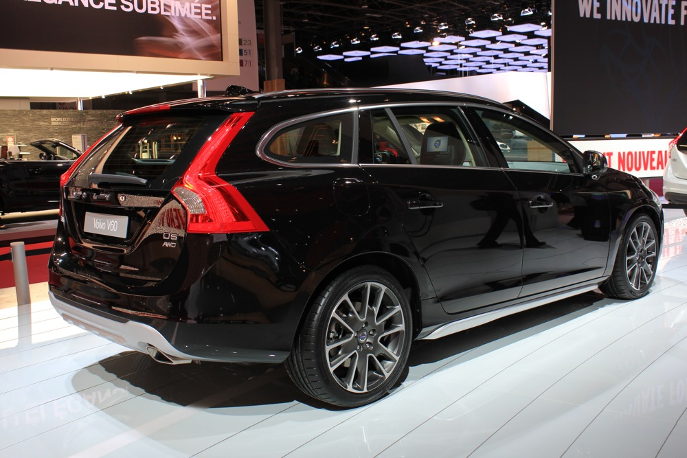 Image: 2011 Volvo V60, size: 1000 x 667, type: gif, posted ...