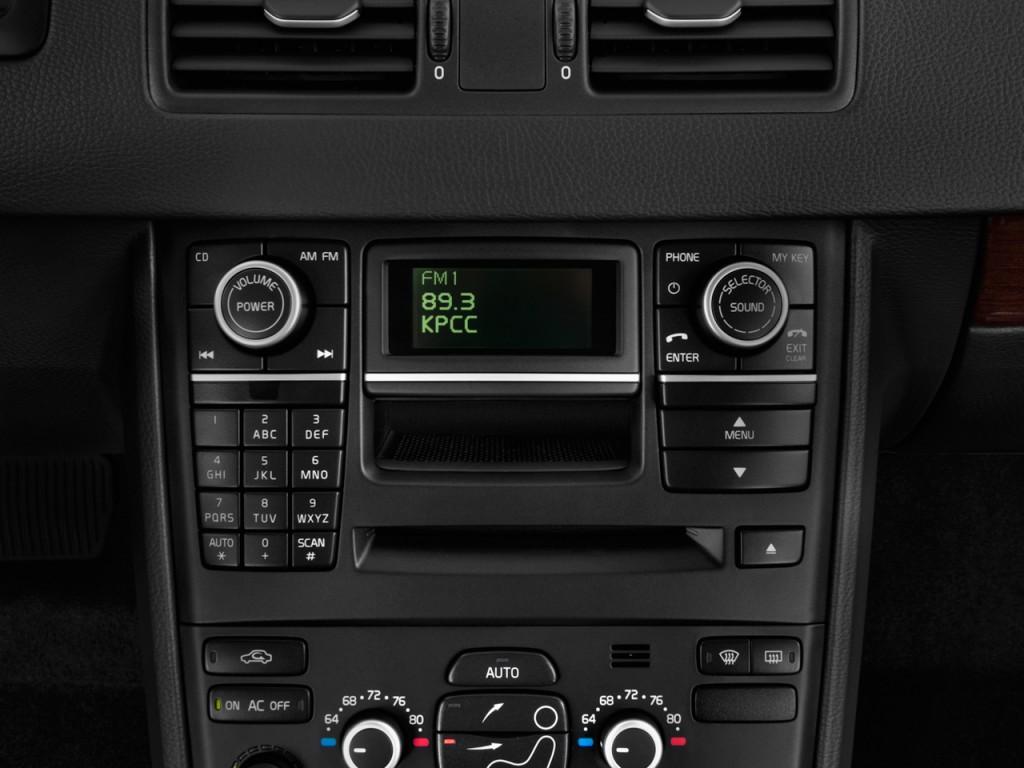 Image 2011 Volvo Xc90 Fwd 4 Door I6 Audio System Size