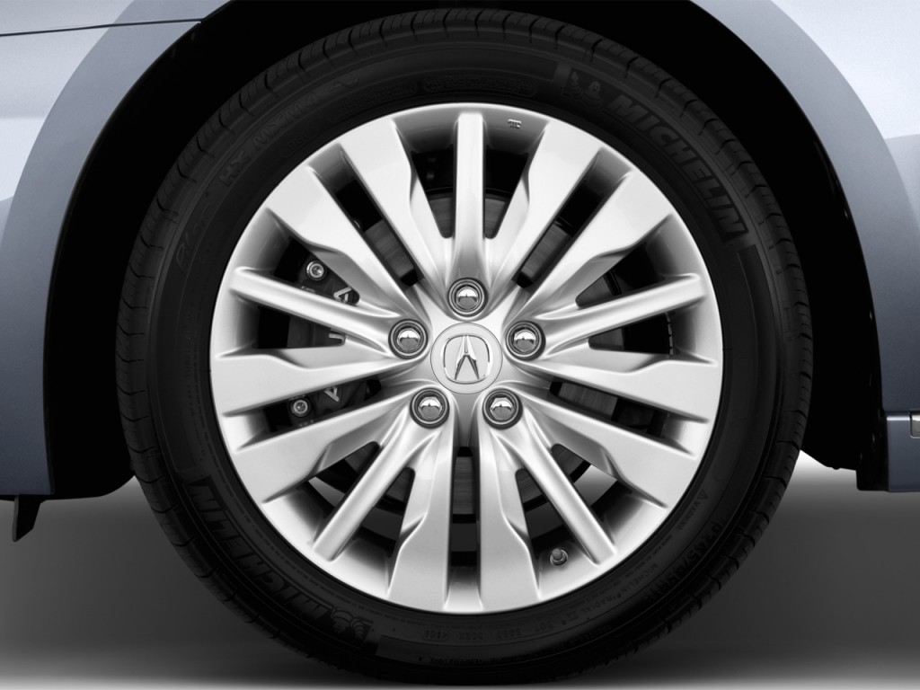 image 2012 acura rl 4 door sedan advance pkg wheel cap. Black Bedroom Furniture Sets. Home Design Ideas