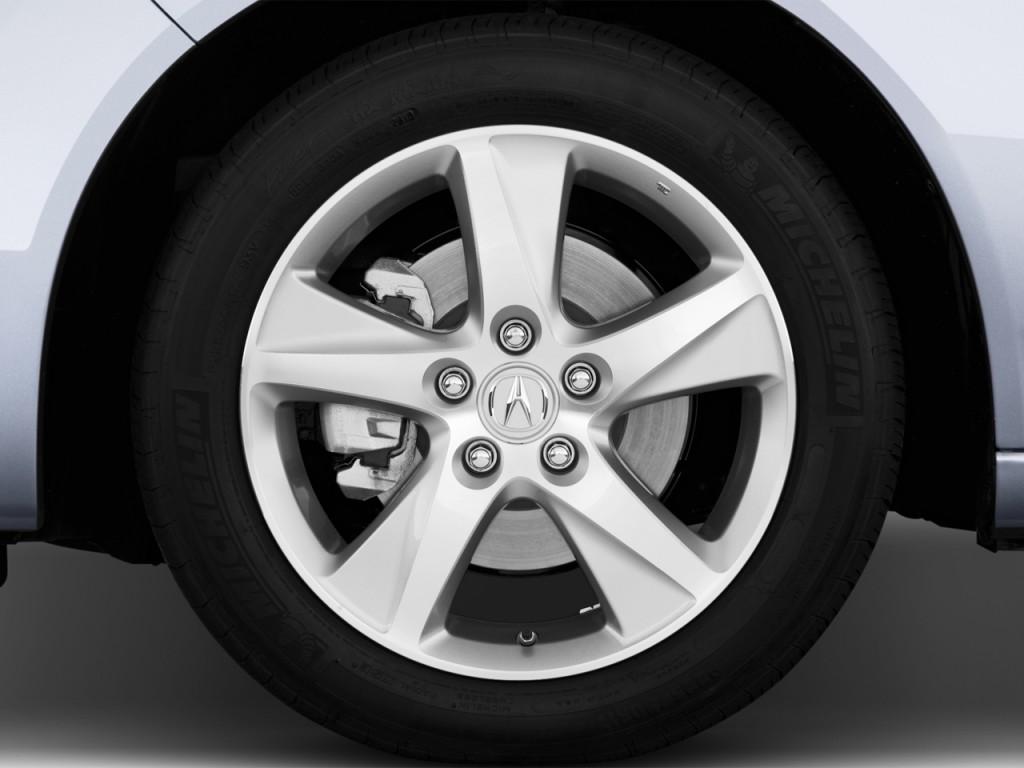 Image: 2012 Acura TSX 4-door Sedan I4 Auto Wheel Cap, size: 1024 x 768 ...