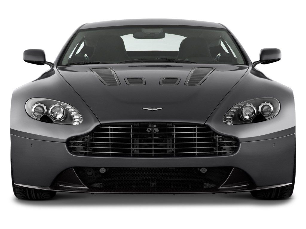 Image 2012 Aston Martin V12 Vantage 2 Door Coupe Man