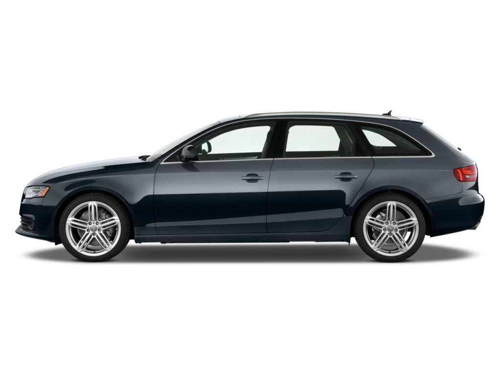 image 2012 audi a4 4 door avant wagon auto quattro 2 0t premium side exterior view size 1024. Black Bedroom Furniture Sets. Home Design Ideas