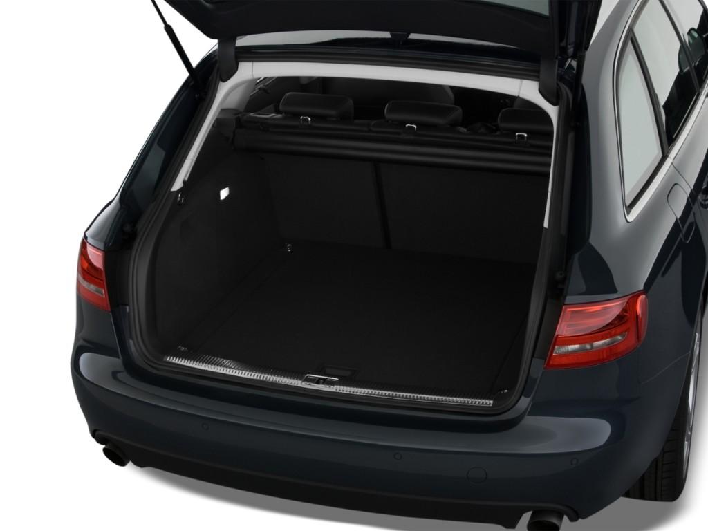 2006 Audi A4 2.0 T >> Image: 2012 Audi A4 4-door Avant Wagon Auto quattro 2.0T ...