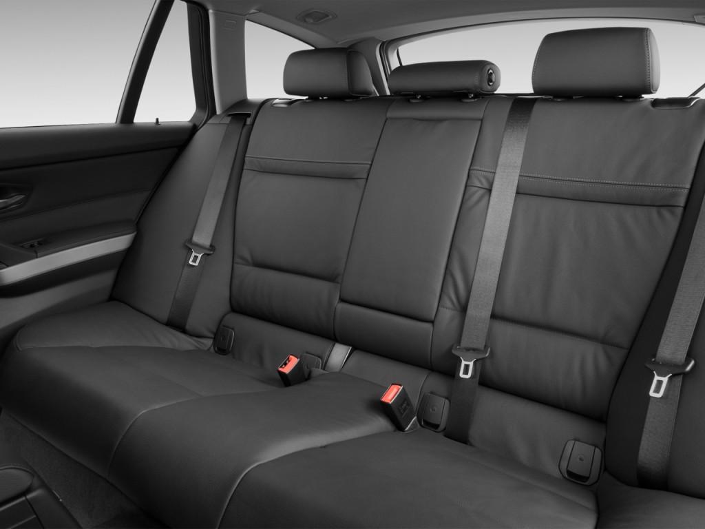 Image 2012 Bmw 3 Series 4 Door Sports Wagon 328i Rwd Rear