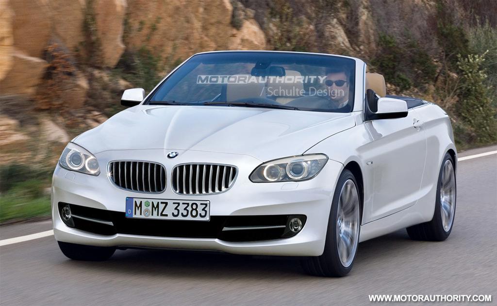 2012 BMW 3-Series Cabrio preview