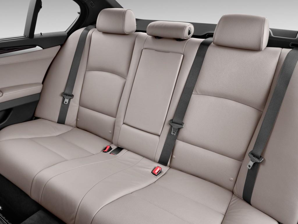 Image 2012 Bmw 5 Series 4 Door Sedan Activehybrid 5 Rwd