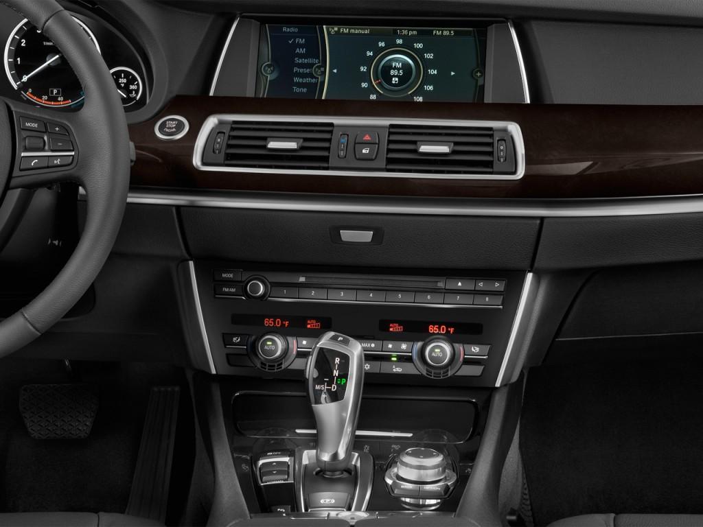 Image 2012 Bmw 5 Series Gran Turismo 4 Door Sedan 550i Gran Turismo Rwd Instrument Panel Size