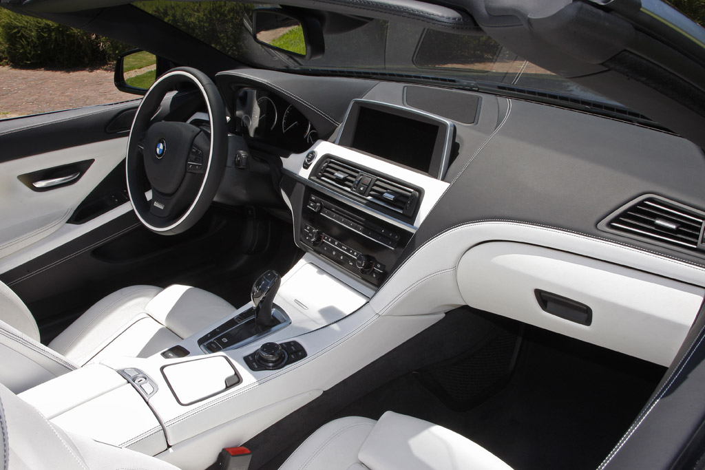 BMW Individual 2012 BMW 6-Series Convertible