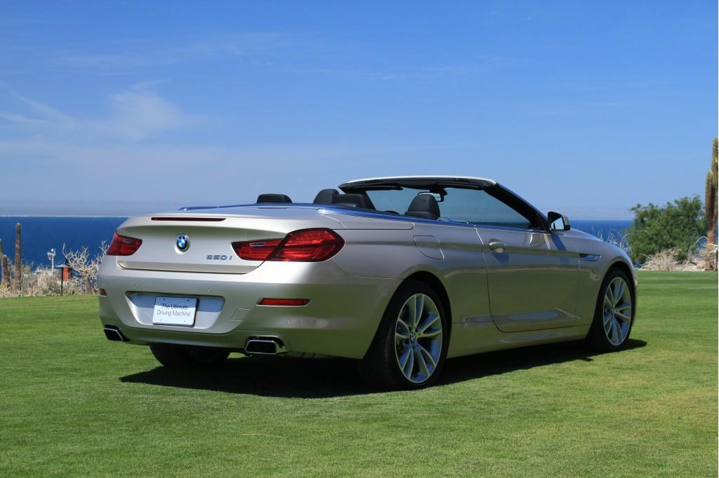 2012 BMW 6-Series, Lamborghini Sales, Geneva Motor Show: Today's Car News