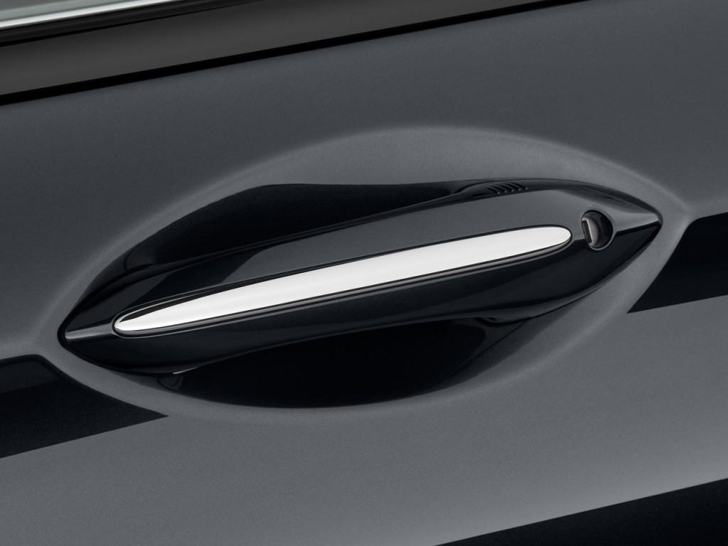 Image 2012 Bmw 7 Series 4 Door Sedan 750i Rwd Door Handle