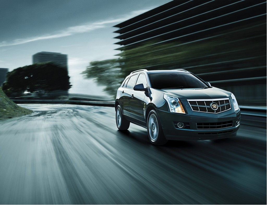 Cadillac SRX Plug-In Hybrid Gets Plug Pulled: Report