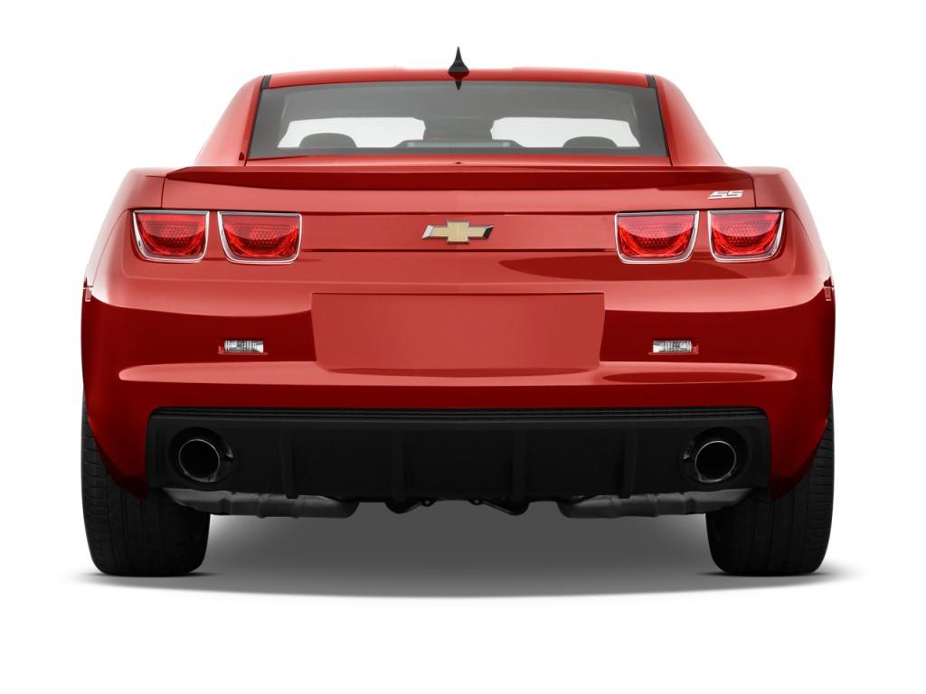 image 2012 chevrolet camaro 2 door coupe 1ss rear. Black Bedroom Furniture Sets. Home Design Ideas