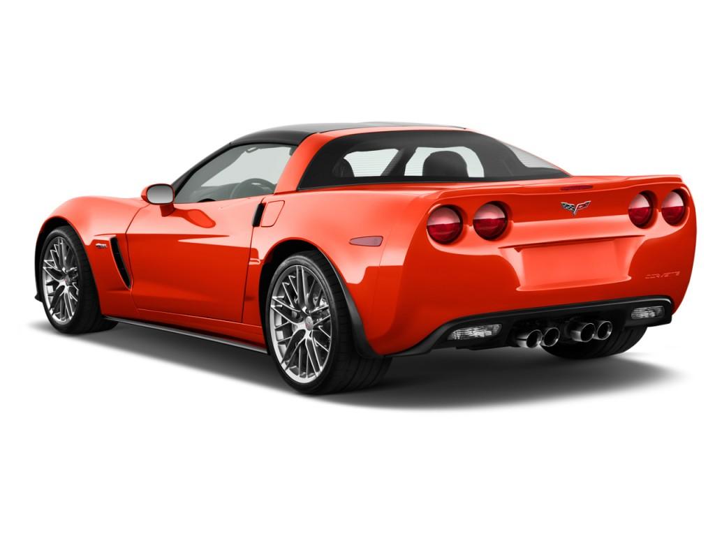 Image 2012 Chevrolet Corvette 2 Door Coupe Z06 W 1lz