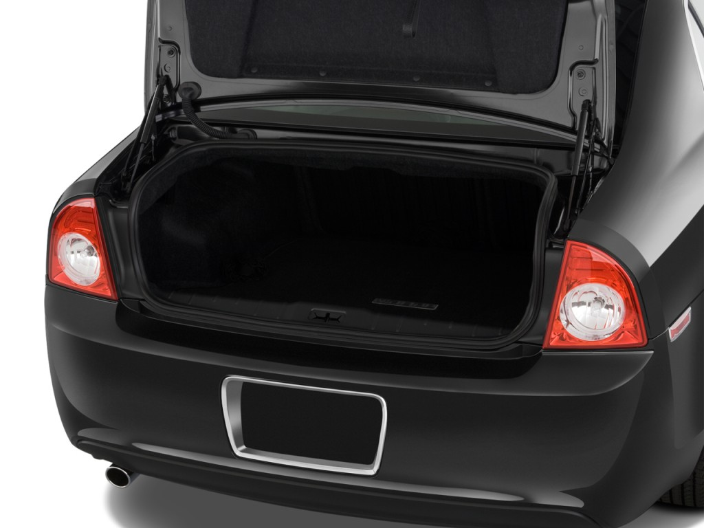 Image 2012 Chevrolet Malibu 4 Door Sedan Ltz W 1lz Trunk