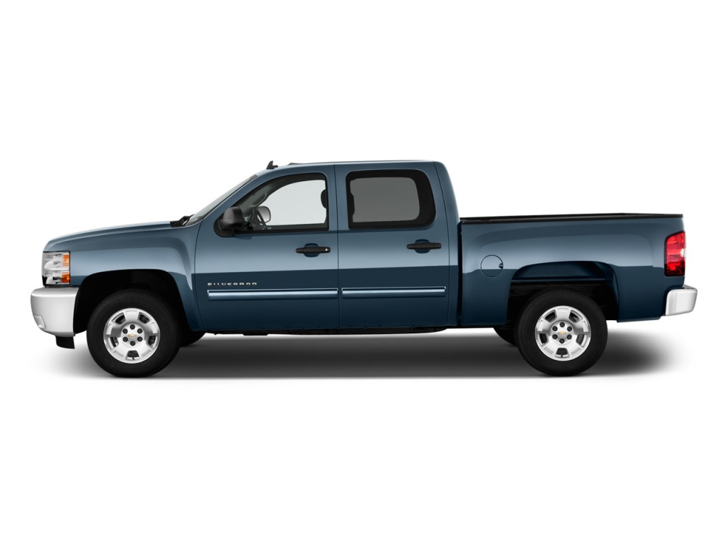 image 2012 chevrolet silverado 1500 2wd crew cab 143 5 lt side exterior view size 1024 x 768. Black Bedroom Furniture Sets. Home Design Ideas