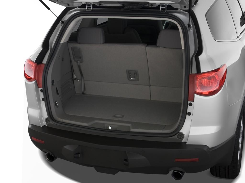 Image: 2012 Chevrolet Traverse FWD 4-door LT w/1LT Trunk, size: 1024 x ...