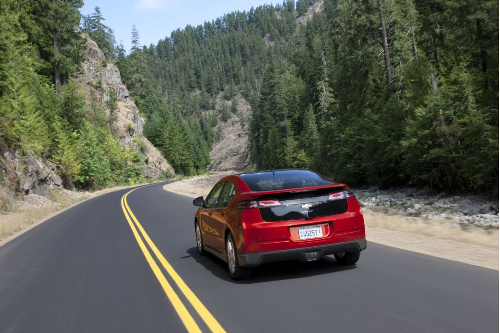 Sonic Recall Chevrolet Volt Production Halt Lana Del Rey