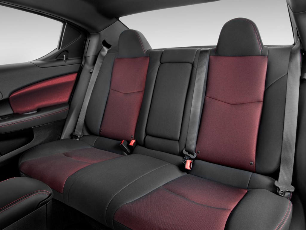 image 2012 dodge avenger 4 door sedan sxt rear seats. Black Bedroom Furniture Sets. Home Design Ideas