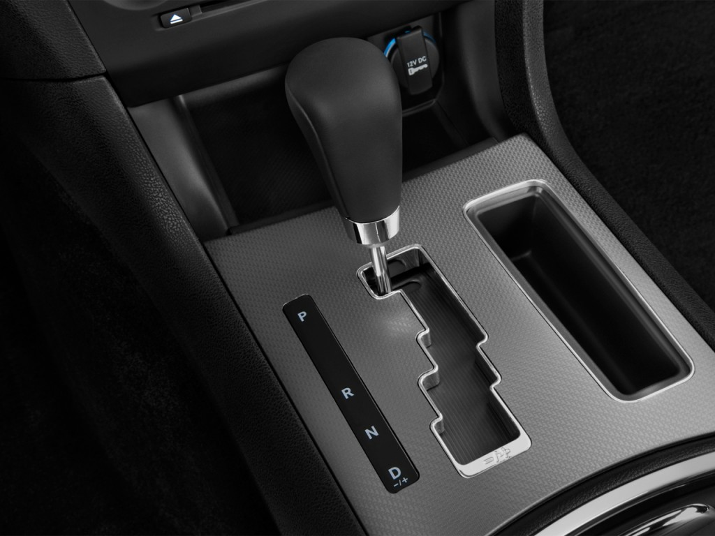 Image 2012 Dodge Charger 4 Door Sedan Rt Max Rwd Gear
