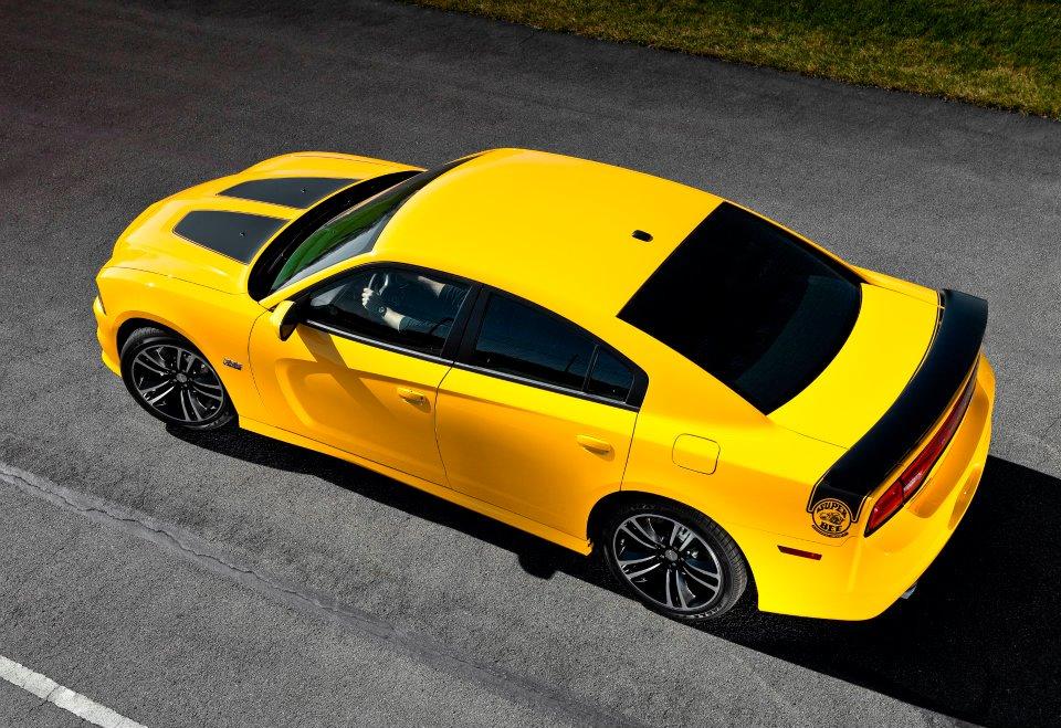 2012 Dodge Charger SRT8 Super Bee To Start Around 40000