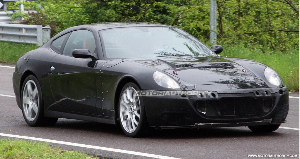 2012 ferrari 612 successor spy shots april 002