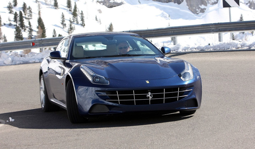 Image 2012 Ferrari FF size 1024 x 598 type