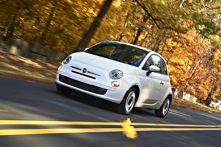 Fiat Offers Discounted Financing, Leases On 2012 Fiat 500