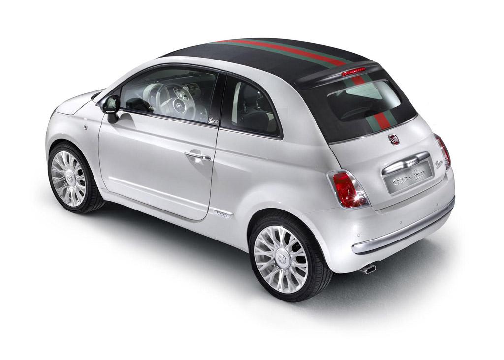 2012 Fiat 500 Cabrio by Gucci
