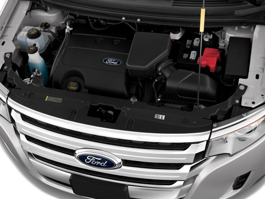 Image  2012 Ford Edge 4