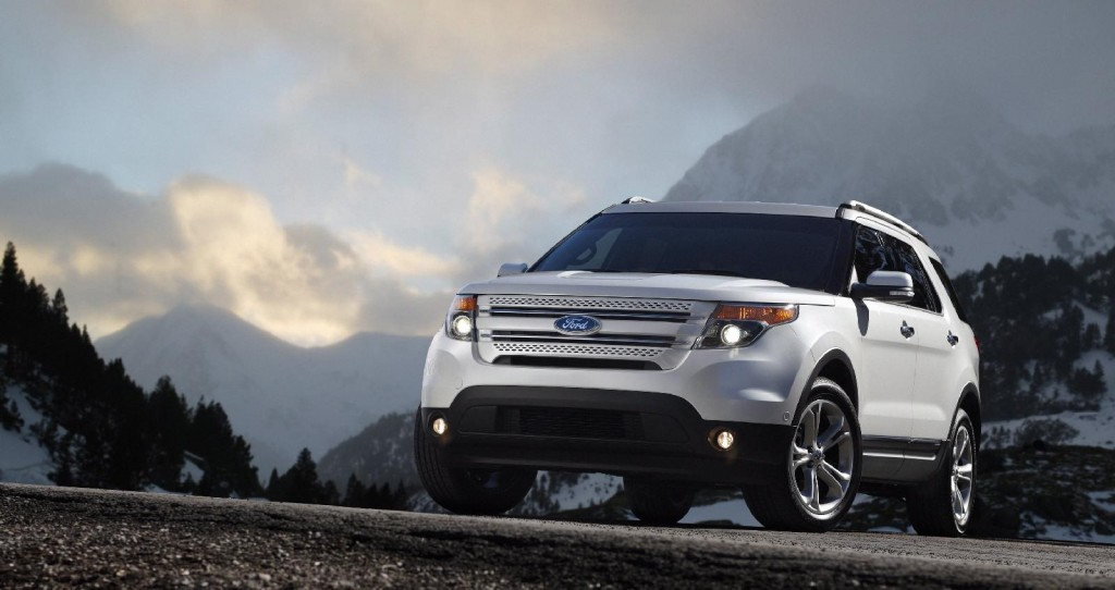 2012 Ford Explorer, Tesla Model S, Electric Ford Mustang: Today's Car News